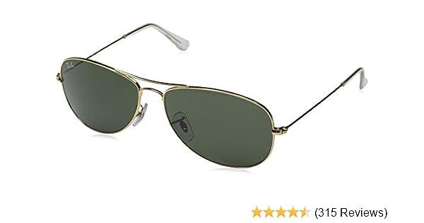 Amazon.com  Ray-Ban RB3362 Cockpit Sunglasses  Shoes f6d081d414