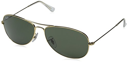 - Ray-Ban Cockpit Sunglasses Rb3362 1 Arista Crystal Green