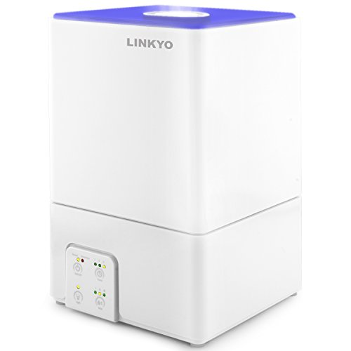filter free ultrasonic humidifier - 3