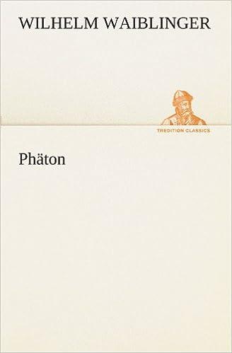Phäton (TREDITION CLASSICS)