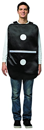 Rasta Imposta Men's Domino, Black/White, One Size