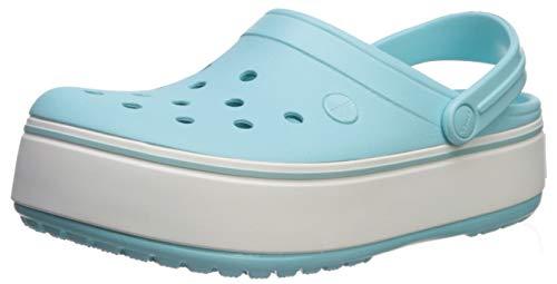 8832f730 Crocs Women's Crocband Platform Clog