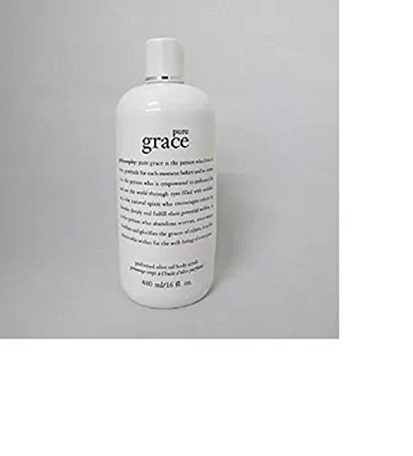 grace olive oil scrub