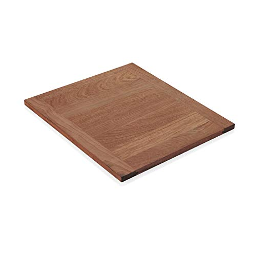 DCS Dark Walnut Cutting Board Insert for CAD Side Shelves - AP-CBW