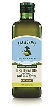 California Olive Ranch Everyday Extra Virgin Olive Oil - 16.9 oz each (Pack of 2) by California Olive Ranch