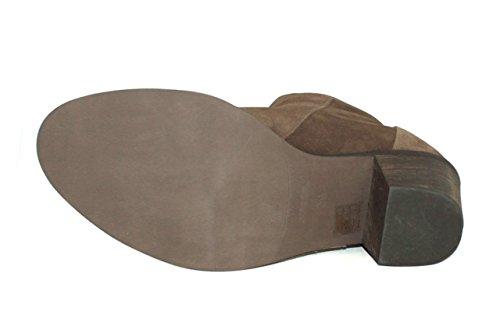 Botines de mujer - Maria Jaen modelo 3080N Cuero