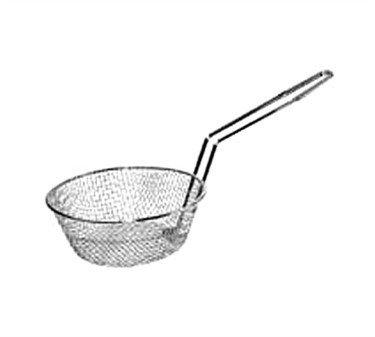 (Winco Culinary Basket, 10-Inch Diameter, Medium Mesh)