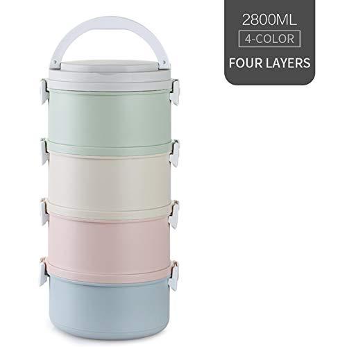 Zorux - Microondas plástico Box Lunch para los niños japoneses ...