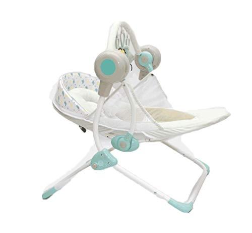 Amazon.com: Bebé Shaker - Cama de cuna eléctrica para bebé ...