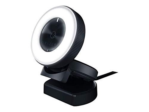 Razer Kiyo Streaming Webcam with Ring Light