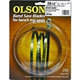 Olson Saw WB51659BL 59-1/2-Inch by 1/8 wide by 14 Teeth Per Inch Band Saw Blade