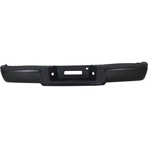 Ford E-150 Rear Bumper (OE Replacement Ford F-150 Rear Bumper Assembly (Partslink Number FO1103137))