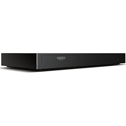 LG 4K Ultra HD Region Free Blu Ray Player - Zone Free A B C