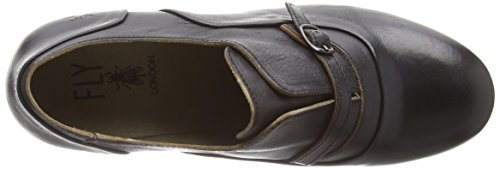 Fly London Women's Sapu762fly Closed Toe Heels Black (Black 000) outlet free shipping fmPVVQ