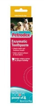 Enzymatic Toothpaste Dog Poultry Flavor, 6.2-ounce
