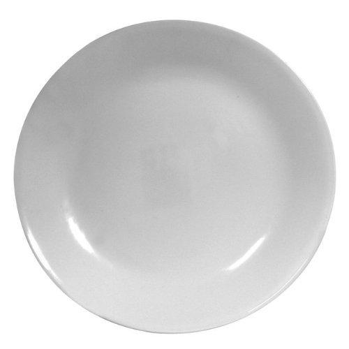 """EKCO 10-1/4"""" Corelle White Dinner Plate Sold in packs of 6"""