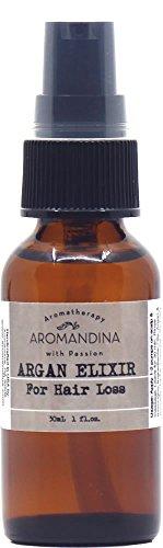 Hair Elixir For Hair Loss 1 fl oz - 29 mL (Rosemary, Cedarwood Atlas, Clary Sage) (Sage Cedarwood)
