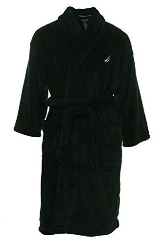 Nautica Mens Plush Shawl Collar Robe product image