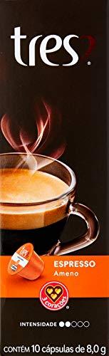 Cápsula Espresso Ameno Três Corações