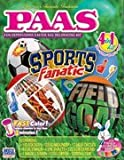 PAAS 38108 Sports Fanatic Egg Decorating Kit