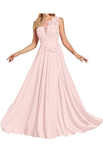 42 o Corte A Rosa para Mujer en Topkleider Vestido Trapecio gqHnSRZ