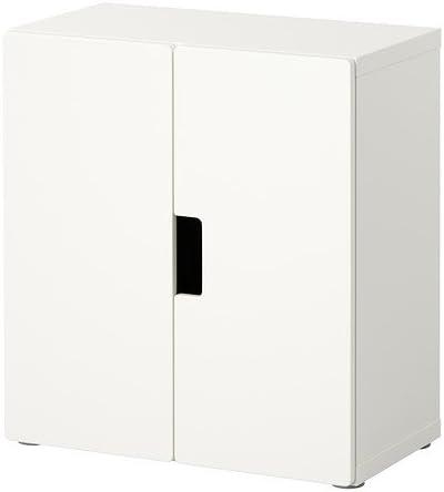 IKEA STUVA - armario de pared con puertas, blanco - 60 x 30 x 64 cm: Amazon.es: Hogar