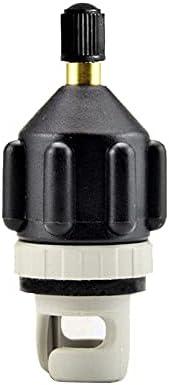 Compressor Air Valve Converter,Inflatable Boat Pump Adapter Air Pump Converter Air Valve Adapter Pumping Head