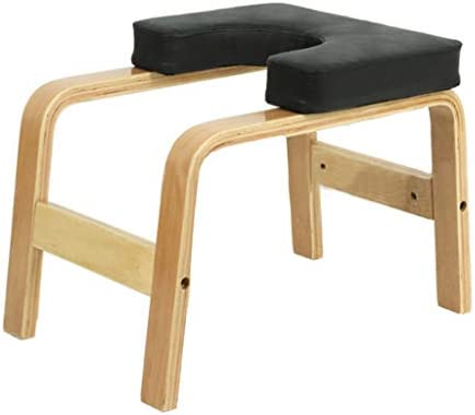 Junphsion Taburete Multifuncional Yoga Headstand Bench ...