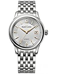 Les Classiques Date Silver Dial Mens Watch LC6027-SS002-122