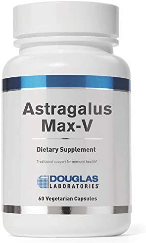 Douglas Laboratories – Astragalus Max-V – Standardized Astragalus to Provide Immune Support* – 60 Capsules