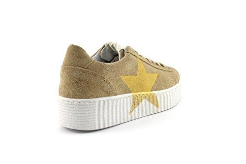 Sneaker Nira Rubens Cosmopolitan Stella Sabbia/Oro - Size:40