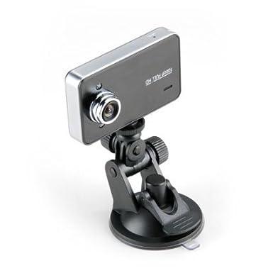 Car DVR, Coche Cámara, Skytek GPS DVR para Coche con Pantalla LCD Ambarella 2