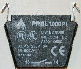 PRSL1000PI: NO Switch for E-Stop by TER Pushbutton Pendant