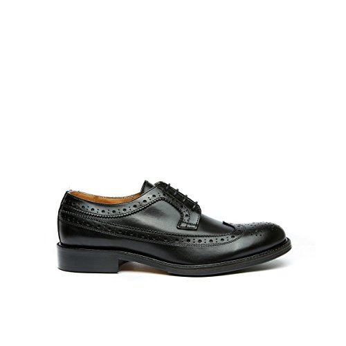 British Passport Monk Strap, Damen Mokassins Braun Braun