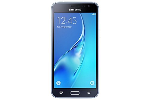 Samsung Galaxy J3 (SM-J320W8) Black, Unlocked