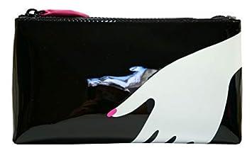 444e3b1dbacbb Lulu Guinness Women s The Hug T Seam Make Up Bag  Amazon.co.uk  Beauty