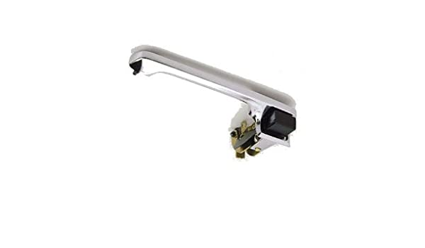 Right Chrome 80-96 Ford Truck F150 250 350 Bronco Exterior Outside Door Handle