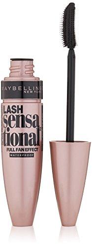 Maybelline New York Lash Sensational Black Pearl Waterproof Mascara 0.3 Fluid Ounce