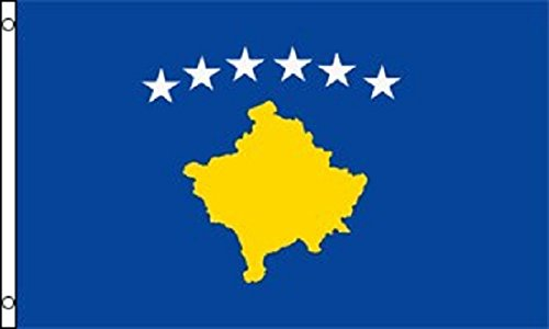 3x5 Kosovo Flag Country Banner Pennant 3 x 5 Foot New