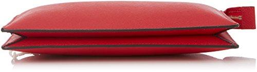 Michael Kors Daniela - Bolsos maletín Mujer Rojo (Bright Red)