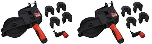 Bessey VAS-23+2K Vario Angle Strap Clamp (Pack of 2) by Bessey (Image #2)