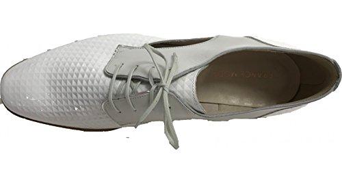 Bianco Stringate Scarpe MODE Donna FRANCE qI4PCzwzx