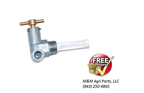 FUEL SHUT OFF TAP FORD 2000 2910 3000 3910 4000 7000 8000 TRACTOR