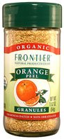Orange Peel Granules - 7