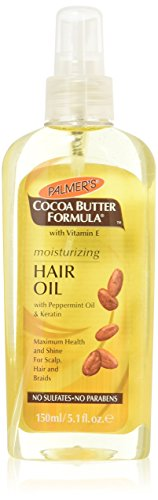 Palamer's Cocoa Butter Formula W/vit-e Hair Oil 5.1 ()