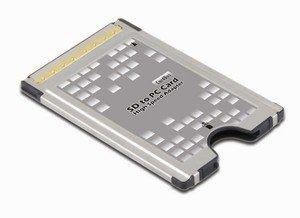 (SDHC to CardBus PC Card)
