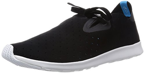 Black Apollo Native Unisex Shell Wh Jiffy Black Fashion Moc Sneaker SU4TUqg