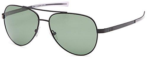 GAMMA RAY TITANLITE Tomcat Polarized UV400 Titanium Aviator Sunglasses in Nickle Free Hypoallergenic - Free Rx Sunglasses