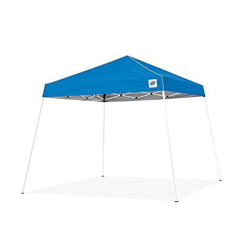 E-Z UP Swift Instant Shelter Pop-Up Canopy,  12 x 12 ft Blue