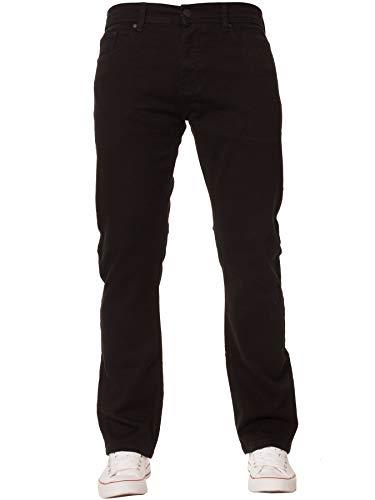 Leg Homme Unique Enzo Ze Jeans Taille Straight Noir SZwn7xRqtn
